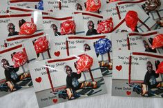 Hockey Valentines with blow pops Valentines For Boys, Valentine Day Cards, Valentine Ideas, Happy Hearts Day, Valentine's Cards For Kids, Mason Ryan, Team Snacks, Hockey Party, Diy Ideas