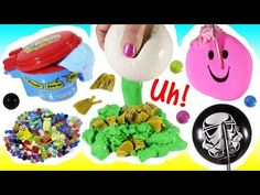 Cutting OPEN Squishy BANANA! POKEMON Squishy! Homemade Gross Stress BALL! Squishy Toilet Putty! FUN - YouTube