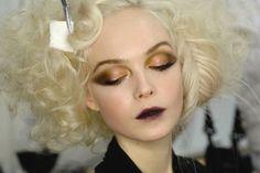 Dior Hair and make up, amazeballs!!