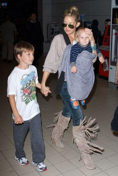 Stylish Celebrity Mom: Kate Hudson