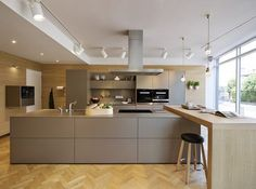 Kitchen Architecture - Home - Kitchen Architecture's bulthaup showroom in London