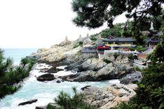 Busan Travel Diary @ Annchovie.com: Haedong Yonggungsa Temple