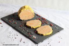 Foie gras maison à la vapeur (recette réalisée au Cook Expert) - Powered by @ultimaterecipe