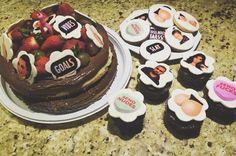 Birthday Desserts, Birthday Cake, Kim Kardashian, Kendall Jenner, Youtubers, Happy Birthday, Instagram Posts, Party, Leo