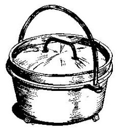 Seven secrets of Dutch oven cooking + 100's of recipes ~ wonderful site with so much camping information