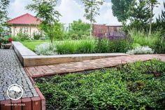 Everyone at Atelier Flera has thier level of creativity and experience. Ferdinand has a clear, holistic vision. Landscape Design, Garden Design, Garden Bridge, Outdoor Structures, Fences, Joyful, Garden Ideas, Walls, Gardening