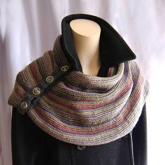Ravelry:  Wrap of Many Colors by Maddy Cranley