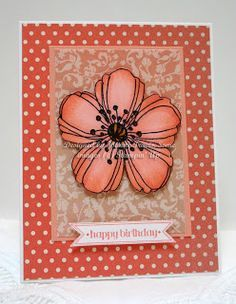 stampendous cards on pinterest | Stampendous Cards & Projects