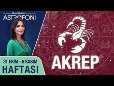 AKREP burcu haftalık yorumu 31 Ekim - 06 Kasım 2016