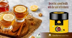 is loaded with antioxidants and nutrients that have powerful effects on the body. Added with the flavor of lemon it gives a refreshing taste and alluring aroma. It may help maintain a healthy heart as part of a diet consistent with dietary guidelines. Green Tea Lemon, Apricot Scrub, Natural Twists, Direct Selling, Healthy Heart, Beautiful Flowers, Glaze, Diet, Natural Twist Out