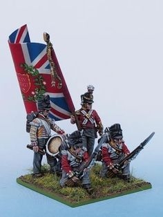 Military Modelling, British Soldier, Never Grow Up, Napoleonic Wars, Reference Images, Toy Soldiers, Miniture Things, 18th Century, Miniatures