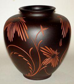 Aardewerk en Zo, Wormser Terra Sigillata Vase, Netherlands.