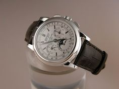 Patek Philippe Perpetual Calendar Chronograph, reference 5970, 39mm,   Lemania based movement