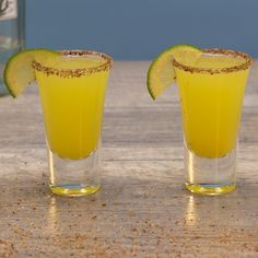 Try These Tasty New Margarita Recipes From Tipsy Bartender Watermelon Margarita, Margarita Recipes, Cocktail Recipes, Margarita Bar, Drink Recipes, Strawberry Daiquiri Mix, Shooter Recipes, Jungle Juice, Peda