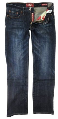 Lucky Brand Men`s 361 Vintage Straight Leg Jeans.  Lucky Brand are the most comfortable and best fitting jeans I own.
