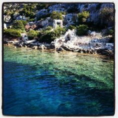Oasis along the Lycian Way