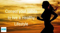 A healthy lifestyle is not about exercising or dieting. Rather it's a commitment given to yourself with achange in attitude and habits.