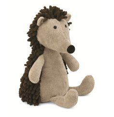 "Jellycat Noodles Hedgehog - There is nothing prickly pal.  He stands 11"" from head to toe."