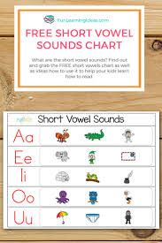 Image Result For Vowel Sounds Chart For Kids Literacy Charts