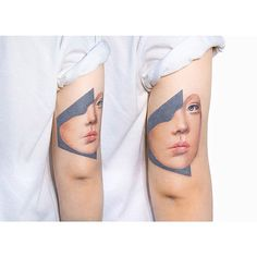 Lovely piece! http://blog.tattoodo.com/2015/09/10-graphic-tattoo-artists-follow-instagram/