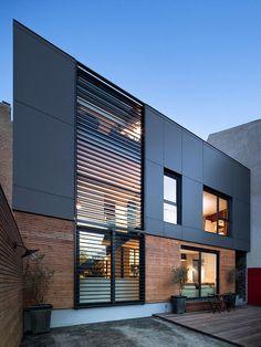 26+ Modern Small Commercial Building Facade Design