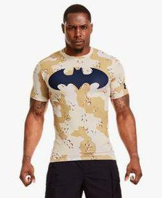 Mens' Under Armour® Alter Ego Compression Shirt