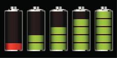 Cargador de baterías AA solar : iEcologia - ecologia y medio ambiente