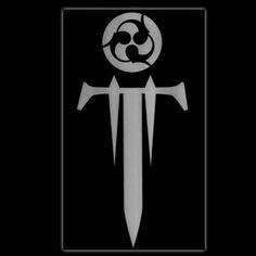 Trivium tattoo for forearm