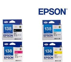 Epson T138 (C13T138695) Ink Value Pack