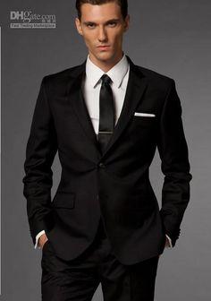 Men In Suit Brand Men Suits Black Suit Custom Made Suit Popular Men Suit Accept Online with $63.36/Piece on Yongshengtrade's Store | DHgate.com