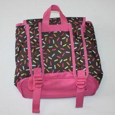 Gymboree-Cupcake-Toddler-Backpack-Bag-Purse-2-3-4-5-6-7
