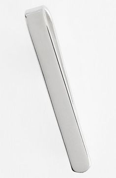The Tie Bar Sterling Silver Tie Bar available at #Nordstrom