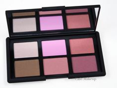 Nars One Night Stand Blush Palette Review and Swatches {via Cafe Makeup} Cafe Makeup, One Night Stands, Makeup Collection, Makeup Addict, Nars, Swatch, Beauty Makeup, Addiction, Honey
