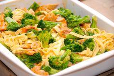 Super lækker opskrift på kalkunfad, der laves med møre kalkunstrimler, champignon, broccoli og en dejlig bechamelsovs. Til en lækkert kalkunfad til fire personer skal du bruge: 500 gram kalkun i st…