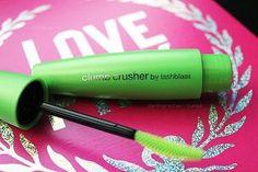 clump crusher. ♡ love this mascara!