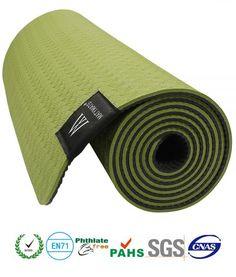 Non-slip mat for fitness and yoga training Hot Yoga Wear, Gym Mats, Yoga Mats, Mat Exercises, Yoga Accessories, Yoga Lifestyle, Yoga Inspiration, Yoga Fitness, Layers
