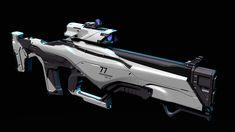 Sci Fi Weapons, Weapon Concept Art, Armor Concept, Weapons Guns, Fantasy Weapons, Military Weapons, Ninja Weapons, Cyberpunk, Arte Sci Fi