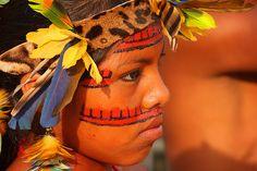 X Jogos dos Povos Indígenas - Patachó, via Flickr.
