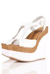 #topshop #wedges #shoes