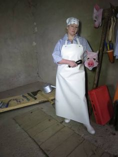 81 best images about pigplay on wer and animals Metzger, Showgirls, Cool Photos, Mindfulness, Female, Design, Capes, Aprons, Mistress