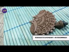 Thread Jewellery, Jewelry, Terracotta Jewellery, Silk Thread, Triangle, Designers, Pendants, Texture, Youtube