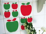 Tile decals by Citoyennes
