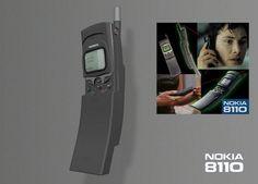 The Nokia 8110