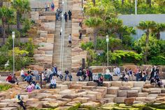 Barangaroo_Headland-Park-12-waters-edge-Rick Stevens and Barangaroo Delivery Authority « Landscape Architecture Works |…