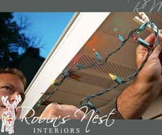 Using pvc to hang christmas lights quick and easy set up in future an easy way to put up your christmas lights around the house is by using aloadofball Gallery