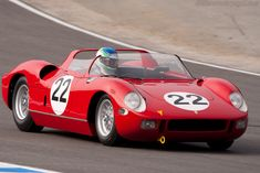 1963 Ferrari 250 P: 18-shot gallery, full history and specifications
