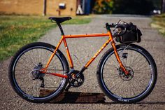 This bike has most of what I want in a do it all bike. Except that I want a single front ring. And a a little less chrome...      (via Soma Feed: Wolverine Review from Back Alley Bikes in SEA)