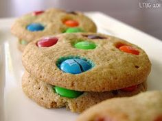Lick The Bowl Good: Cookie Monster Cookies and A Thank You