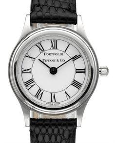 Tiffany & Co. LU Portfolio Stainless Steel Quartz Ladies Watch