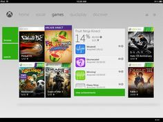 My Xbox Live App Hits The iPad With Version 1.6